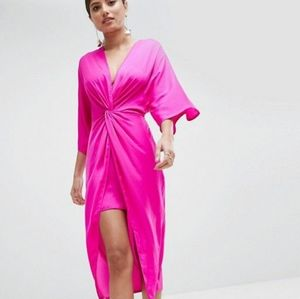 Do + Be satin  Dress size Small /Med